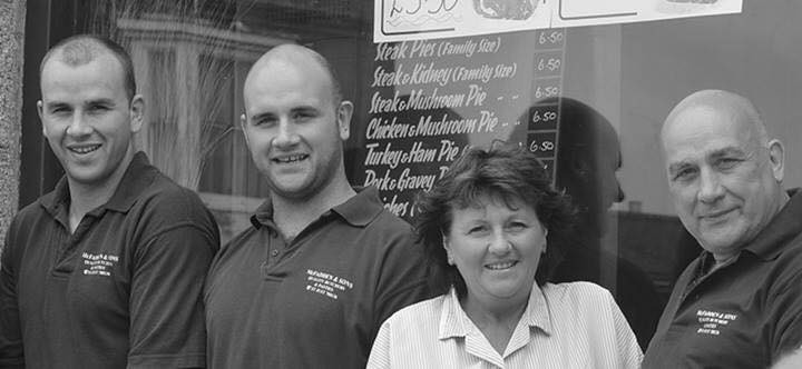 McFaddens Butchers and Bakers - Penzance Coronavirus Support