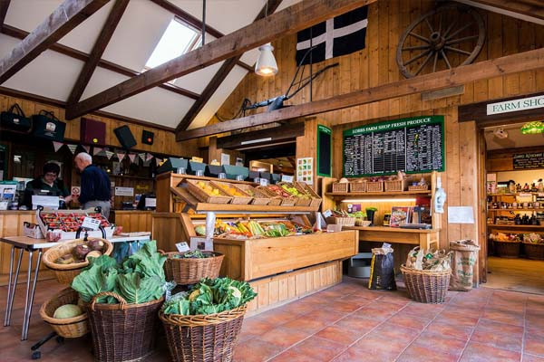 Lobbs Farm Shop Grocery Delivery