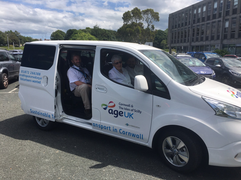 Transport Services | TAP into Community Transport