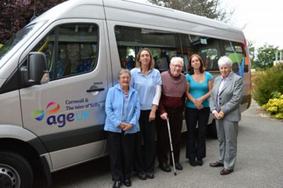 Age UK Cornwall - Transport services (TAP)